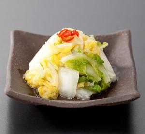 白菜浅漬(刻み)
